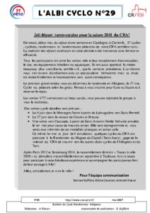 Albi cyclo 29