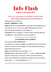 Info Flash 2019-1