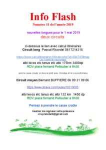 Info Flash 2019-11