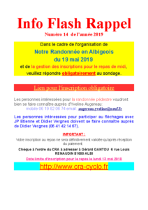 Info Flash 2019-14