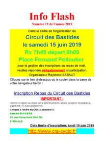 Info Flash 2019-19