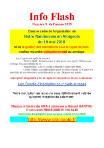 Info Flash 2019-09