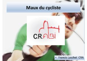 Maux du cycliste_CRA