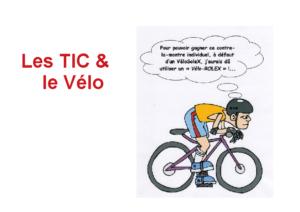 Formation Tic et Vélo
